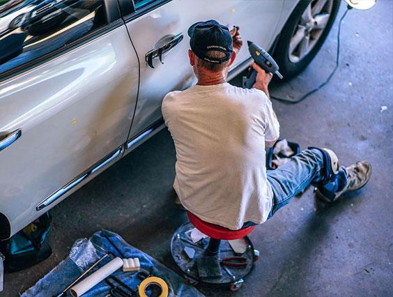 Mobile Mechanic Roseville auto garage