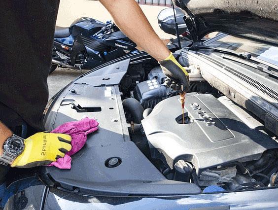 Mobile Mechanic Roseville Fluid Check