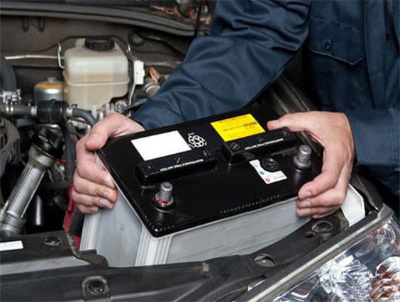 Roseville car battery replacement